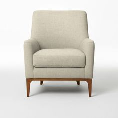 Sloan Upholstered Chair - Solids   West Elm