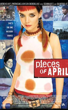 Directed by Peter Hedges.  With Katie Holmes, Oliver Platt, Patricia Clarkson, Derek Luke. A wayward daughter invites her dying mother and the rest of her estranged family to her apartment for Thanksgiving dinner.