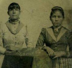 CHEROKEE WOMEN , circa 1880 Cherokee History, Cherokee Woman, Native American Tribes, American Indians, Painting, Women, Painting Art, Paintings, Painted Canvas
