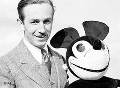 Walt Disney - Mickey Mouse