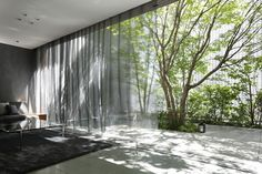 Gorgeous Optical Glass House in Hiroshima is Made from 6,000 Glass Bricks