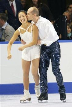 michelle and kurt.I love watching Michelle Kwan.Please check out my website thanks. www.photopix.co.nz