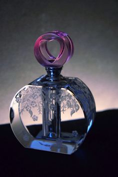 A personal favorite from my Etsy shop https://www.etsy.com/listing/236374816/crystal-perfume-bottle-bottle-hand