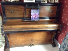 Rudibach Upright Piano