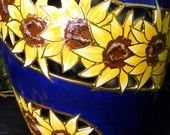 Sunflower Vase!