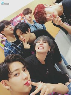 Hahahha my boys! Youngjae, Bambam, Kim Yugyeom, Mark Jackson, Got7 Jackson, Jackson Wang, Girls Girls Girls, Boys, Jinyoung