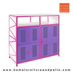 Powell Girls Buggy 1 Door & 2 Drawer Dresser #dresser #storage