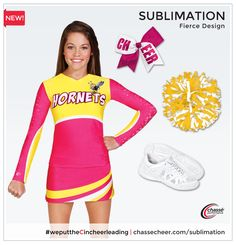 Whichever colors you choose for your sublimated design, we've got matching accessories.