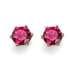 Winter Collection, Red Gold, Fields, Stud Earrings, Jewelry, Fashion, Stud Earring, Moda, Jewlery
