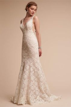 Toulouse Gown