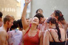List of hot, crazy, cruel and weird festival