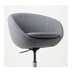 Bureaustoel Skruvsta Wit.Bureaustoel Wieltjes Ikea Perfect Great Lage Prijs Mat Onder