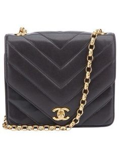 Quilted Chain Bag by Chanel 853f40228071d