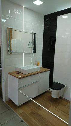 Meble łazienkowe z kolekcji Lofty w Oliva Invest Płock. #naszemeblenaszapasja #elitameble #meblełazienkowe #elita #meble #łazienka