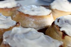 I've sampled enough cinnamon rolls in my lifetime to say that Cutler's Cinnamon Rolls are some of the best I have ever eaten. Now the recipe is yours. Breakfast And Brunch, Breakfast Bake, Breakfast Ideas, Breakfast Recipes, No Bake Desserts, Dessert Recipes, Brunch Recipes, Bread Recipes, Easy Recipes