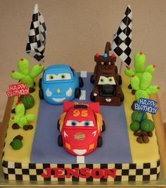 The Cars Cast by sweetobsessions, via Flickr