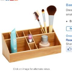 Great Bamboo Organizer