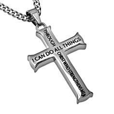 All things through Christ.