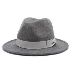 Item Type: FedorasModel Number: Name: AdultPattern Type: SolidGender: MenBrand Name: FibonacciStyle: CasualMaterial: WoolSize: Wide Brim Fedora, Fedora Hats, Panama Hat Men, Fall Winter, Autumn, Cool Hats, Felt Hat, Hat Sizes, Hats For Men