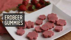 Erdbeer Gummies