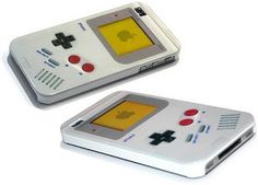 A tribute to the portable gaming of the past.