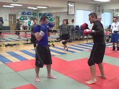 Savate Kicking Principles for Vale Tudo/MMA