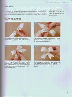 como hacer arreglos florales- revista gratis - Revistas de manualidades gratis