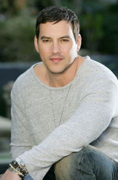 Tyler Christopher(ex Nickolas GH,ex Days) I met him at a soap opera maina tour