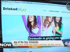 App of the Day: DrinkedIn (October 2014)