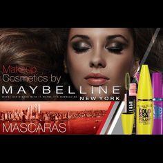 A Little Bit Of Mascara A Lotta Bit Of Confidence  New Entries Girls @maybelline New York  Choose yours: www.a4b.gr  #a4b #a4bgr #maybelline #newyork #maybilinenewyork #masca #mascaras #perfectlashes #all #for #beauty #new #makeup #lovemakeup #lashes #eshop #eshopping #shoponline
