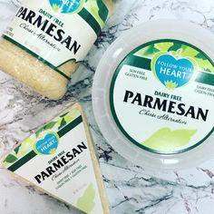 Follow Your Heart Parmesan