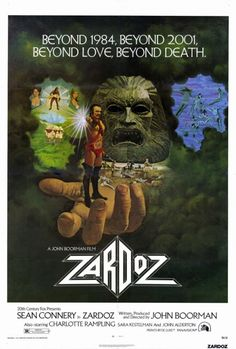 Zardoz Movie Poster Print (27 x 40) - Item # MOVAF3401 - Posterazzi