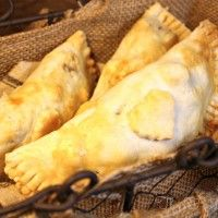 Beef Potato Galette Hand Pies