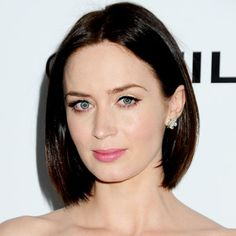 Emily Blunt's Changing Looks - 2012 from #InStyle