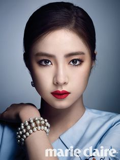 #ShinSeKyung for Marie Claire