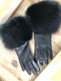 Women's Accessories Women's Arm Warmers Professional Sale Fox Fur Cuffs Genuine Wool Fur Cuff Arm Warmer Lady Bracelet Real Fur Wristband Glove Wool Fur Cuffs A#9