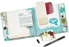 """Nancy O'Dell's """"Here's To Fabulous You"""" smash album. 7x7"""" (Pen not included) Originally $19.95, now only $5.00!"""
