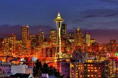 Seattle, WA (Live here)