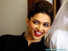 Deepika Padukone Cute Smile #DeepikaPadukone http://www.deepikapadukonewallpapers.in/