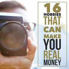 16 Hobbies That Can Actually Make You Money