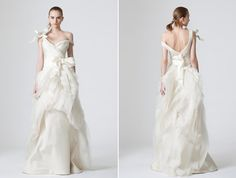 All Wedding Dresses by Vera Wang | OneWed.com