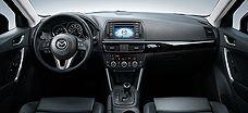 Inside the 2013 Mazda CX5