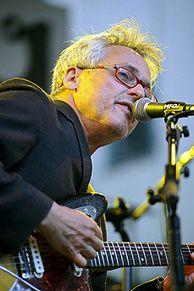 Guitarist Marc Ribot performing at 47 Heineken @jazzaldia July 2012, by José Manuel Horna