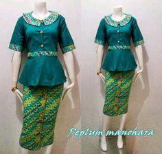 Model Batik Wanita Peplum Manohara Series  Call Order : 085-959-844-222, 087-835-218-426 Pin BB 23BE5500 Model Batik Wanita Peplum Manohara  Harga Retailer : Rp.120.000.-/pcs ukuran : Allsize