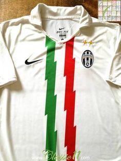 77e8a8b333 Official Nike Juventus away football shirt from the 2010 2011 Season. New  Juventus