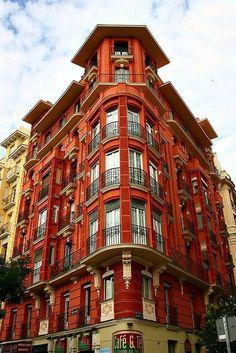 Arquitectura de Madrid España