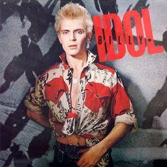 Billy Idol (original cover) – Knick Knack Records