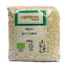 Rainbow Organic Quinoa Grain 500g