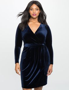 Ready for the Holidays Here are 15 Plus Size Velvet Pieces to Rock