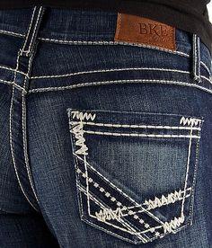 BKE Jeans for Women | BKE Culture Boot Stretch Jean - Women's Jeans | Buckle on Wanelo